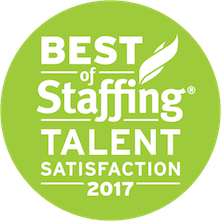 Best of Staffing Talent 2017